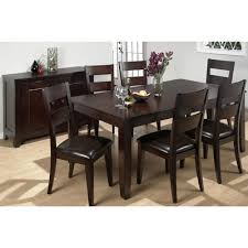 buy belfast 5 piece counter height dining set finish rustic oak