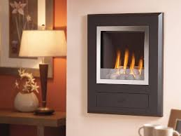 finesse hole in the wall gas fire chrome pebble fsrpyymn