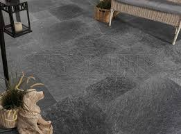 black marble flooring indoor tile floor marble matte black marble tumbled eymer
