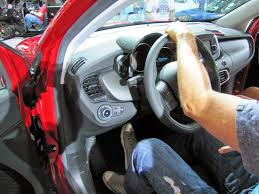 maserati steering wheel driving the bell curve of life maserati 100 fiat 500x at la auto show