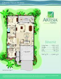naples floor plan artesia naples naples florida real estate