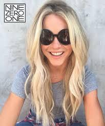julianne hough hairstyles riwana capri long bright blonde for julianne hough by 901artist riawna capri