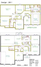 house plan 2811