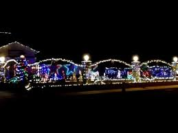 christmas light display synchronized to music christmas light opera christmas light display synchronized to