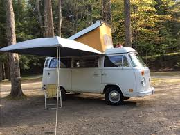 Ez Awning Globespotter U2013 Page 2 U2013 Road Tripping Old Style In A Vintage Vw Bus U2026