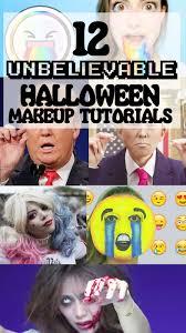 trump halloween costume 12 halloween costume makeup tutorials turn heads candystore com