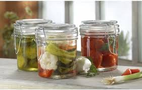 clear glass canisters for kitchen buy zeesline quality airtight clear glass canisters for kitchen