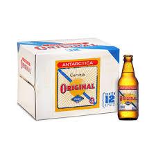 Conhecido Cerveja Original 300ml Caixa com 12 unidades - Empório da Cerveja #XK01