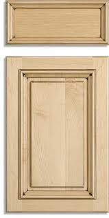 Kitchen Cabinet Door Molding Applied Molding Cabinet Doors From Kitchen Magic Refacers