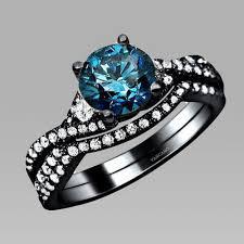 vancaro wedding rings vancaro black non traditional engagement rings wedding sets