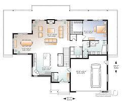 plan de maison 4 chambres plan de maison 4 chambres plan de maison plain pied 4 chambres par