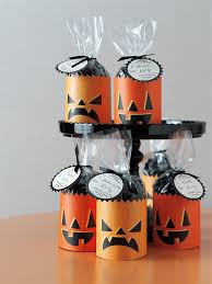 Martha Stewart Crafts Halloween Halloween Party Favor Bags Halloween Wikii