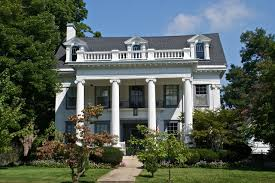 southern colonial house greek revival homes this beautiful greek revival home sits on