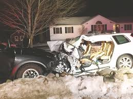 2016 volvo xc90 serious crash in america hampstead
