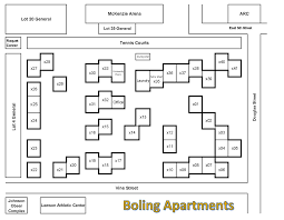 boling apartment details