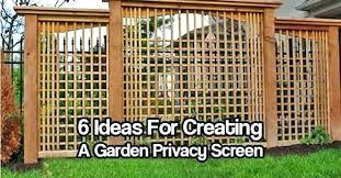 Garden Privacy Screen Ideas Garden Privacy Screen Outdoor Privacy Screens Bunnings It Guideme