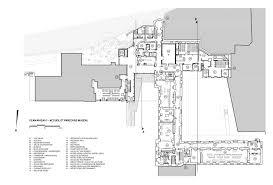 plan d une cuisine de restaurant gallery of le monastère des augustines abcp architecture 25