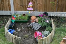 Backyard Toddler Toys Making A Play Garden Backyard Plays And Child