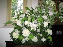 church flower arrangements wedding flower arrangements for winter season melindasweddings