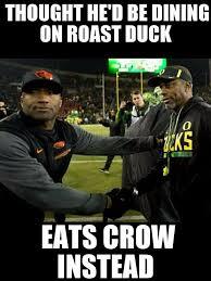 Oregon Ducks Meme - oregon state hater home facebook