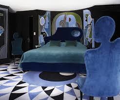 chambre montana 4th floor bleu acide chambre decorative interiors