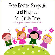 religious easter songs for children free easter songs and rhymes for circle time jpg