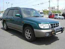 subaru green forester 1999 subaru forester information and photos zombiedrive