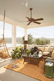 tropical ceiling fans porch traditional with beach house ceiling
