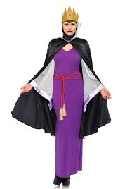 leg avenue deadly dark queen costume halloween disney classic
