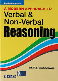buy a modern approach to verbal u0026 non verbal reasoning old