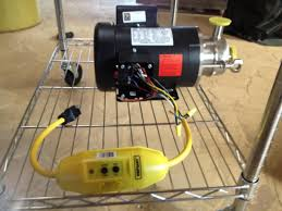 wiring for 110v cpe 1hp 1ph pump