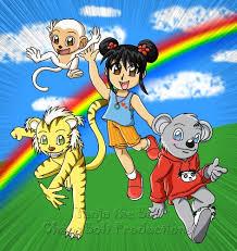 ni hao kai lan images rainbow buddies hd wallpaper background