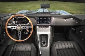 jaguar classic jaguar land rover u0027s electric future revealed classic car pics