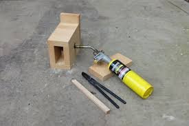caleb james chairmaker planemaker how to heat treat tool steel