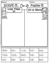 true or false with addition equations cut and paste maybe this