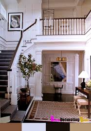 handsome picture of home interior decoration using white wood