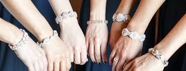 bridesmaid jewellery bridesmaids bracelets guardianspirit