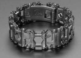 bracelet multi tool images Leatherman tread lt black bracelet multitool now available for jpg
