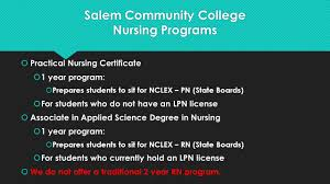 nursing information session practical nursing certificate