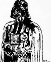 darth vader sketch by gabriel hardman disegni pinterest blog