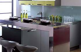 Small Kitchen With Breakfast Bar - 35 clever and stylish small kitchen design ideas decoholic