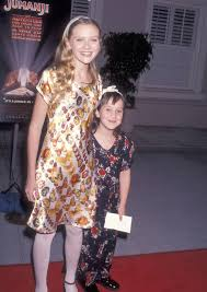 thanksgiving 1995 kirsten dunst is a tiny beautiful butterfly at the