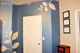 Wall Painters by How To Create Patterned Walls With Painters Tape All Things Thrifty