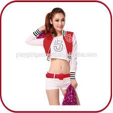 Cheerleader Halloween Costumes Adults Cheerleading Halloween Costumes Photo Album Classic Cheerleader