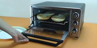 Toaster Oven With Auto Slide Out Rack 5 Best Toaster Ovens Reviews Of 2017 Bestadvisor Com