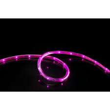 meilo 16 ft pink all occasion indoor outdoor led light 360