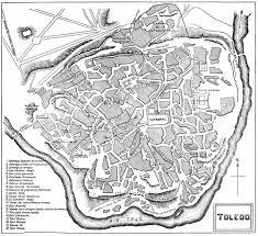Toledo Map The Project Gutenberg Ebook Of Toledo By Hannah Lynch