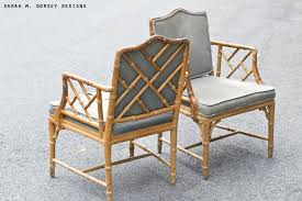 chinese chippendale chairs sarah m dorsey designs chinese chippendale chairs real time bamboo