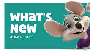 chuck e cheese s edison nj pizza and birthday at