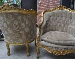 Victorian Upholstered Chair Upholstered Chairs Etsy